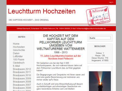 leuchtturm-hochzeiten.de